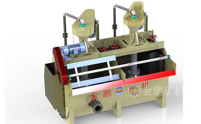 GF Flotation machine